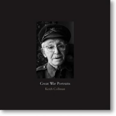 Great War Portraits book cover